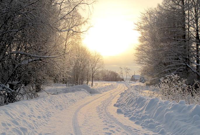 Обои зима 599 обои дорога 574 обои зимние