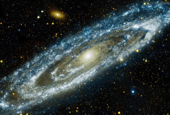 Обои андромеда 4 обои звезды 546 космос