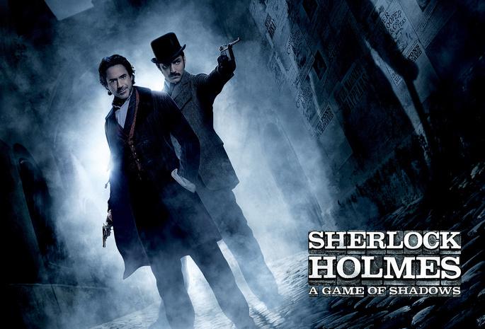 Обои на рабочий стол шерлок холмс