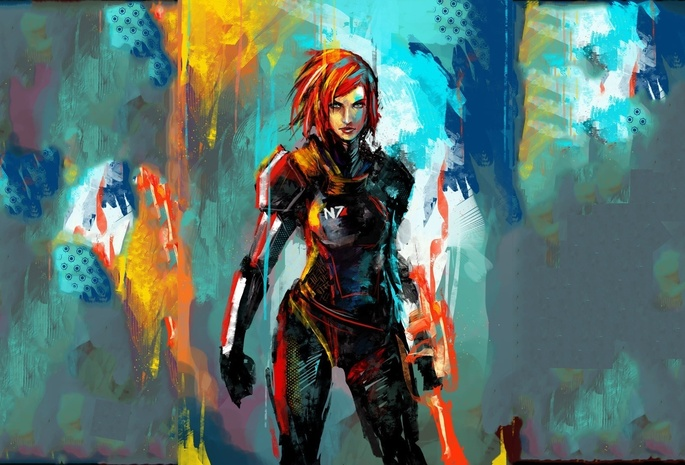 femshep, effect, mass, Масс, эффект