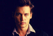 american, face, depp, actor, dark, eyes, america, Johnny depp
