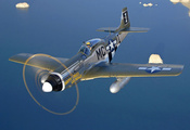 North american, _happy jacks go buggy_, p-51d mustang,