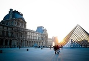 лувр, Paris, louvre, париж, франция, france