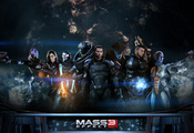 Mass effect, extended cut, games, шепард, mass effect 3, sci-fi, shepard