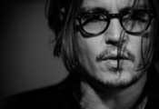 fashion, photography, johnny, glasses, Johnny depp, depp