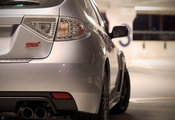 Auto, parking, subaru, subaru impreza, cars, impreza, city, wallpapers auto ...