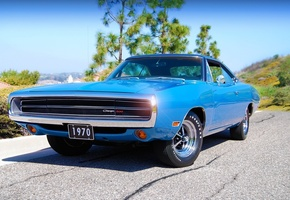 1970, 500, dodge, charger
