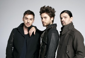 марсы, 30 seconds to mars, jared leto