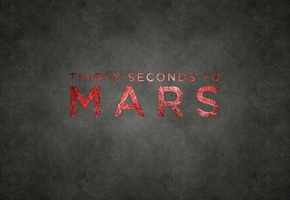 30 seconds to mars, 30 секунд к марсу, rock, рок