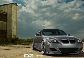 21wheels, e60, Bmw, m5, d2forged