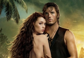 the movie, Pirates of the caribbean, on stranger tides, disney, astrid berg__s-frisbey, philip