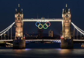 ����, london, ������, ���������, ����, 2012, tower bridge, �����