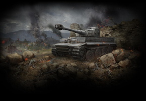 ����, Wot, ����, world of tanks, tiger