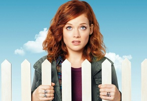 Jane Levy, Actress, USA, Suburgatory, American, TV Serie, 2011