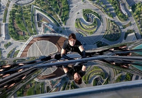ghost protocol, Mission impossible
