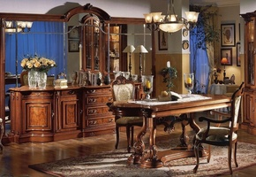 Dining room sideboard servers