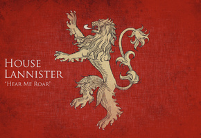 Игры престолов, game of thrones, house lannister