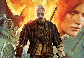 The witcher 2 assassins of kings, xbox 360, enhanced edition