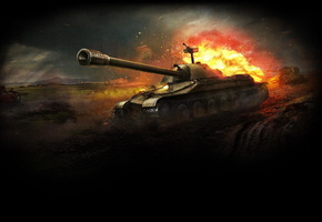 ����, ��-7, Wot, world of tanks