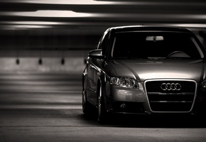 parking, Auto, wallpapers audi, city, фото, audi, cars, a4, audi a4, wallpapers auto
