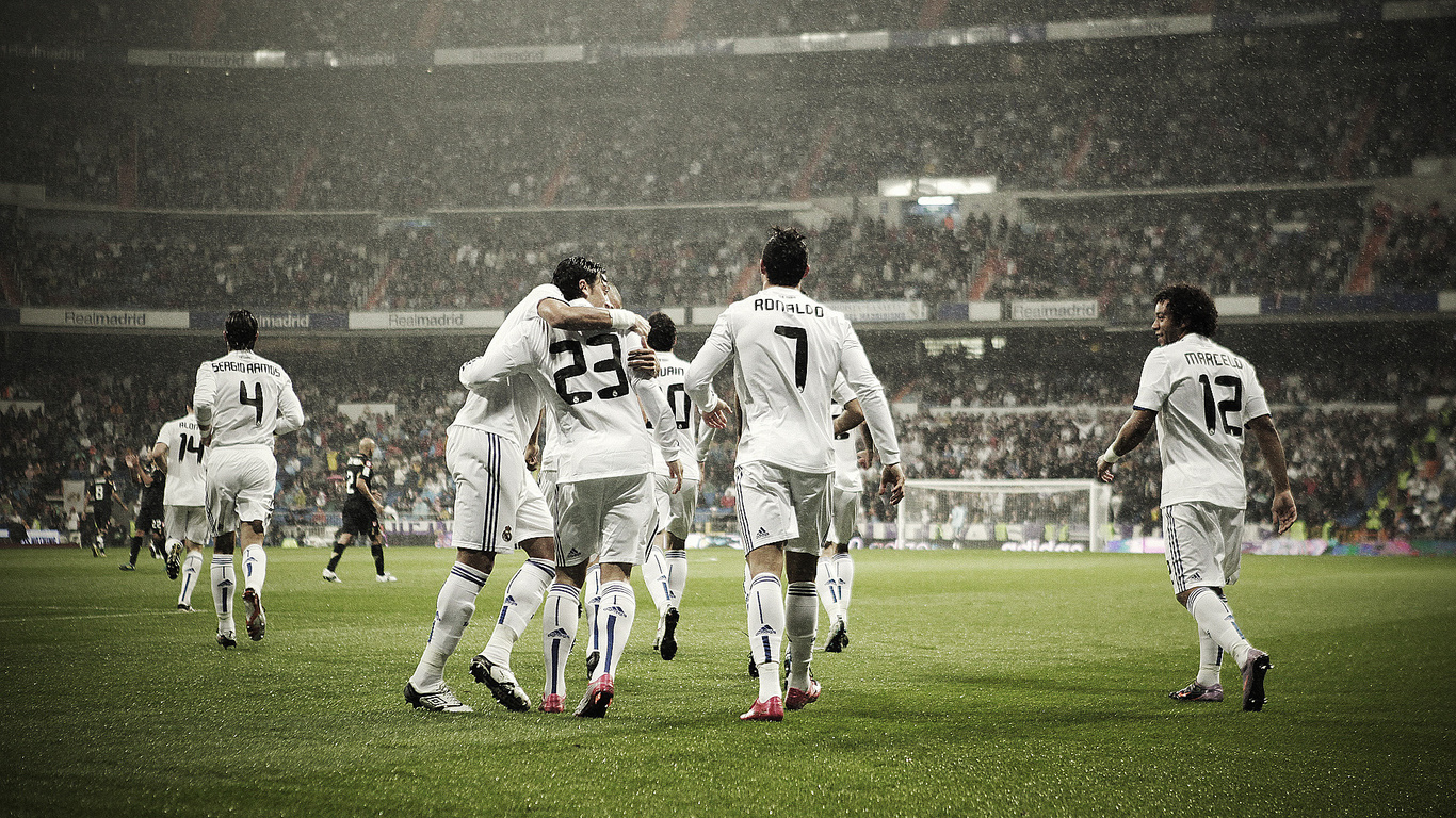Fondos De Pantalla Real Madrid  Wallpapers De F  Tbol  Estadio  Campo