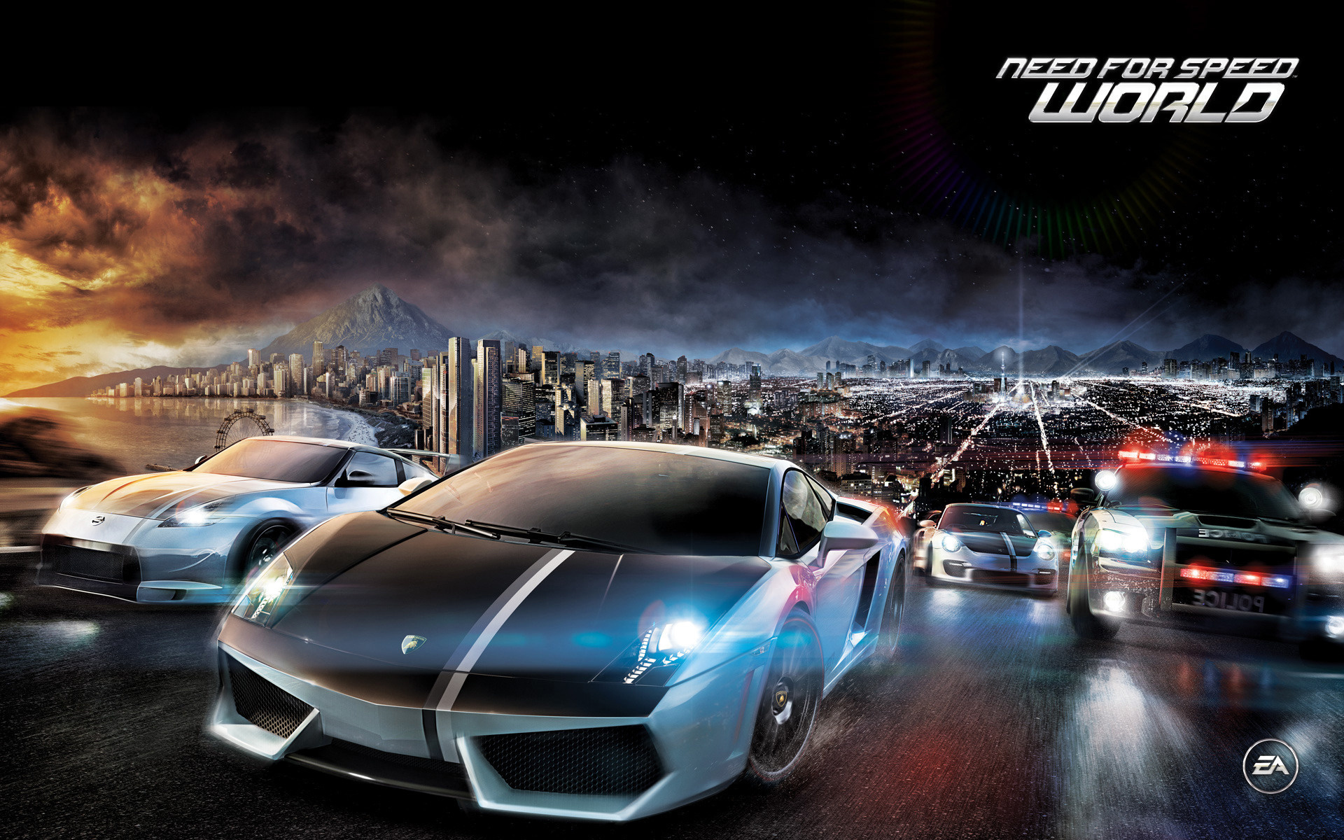 Porn in need for speed world naked singles