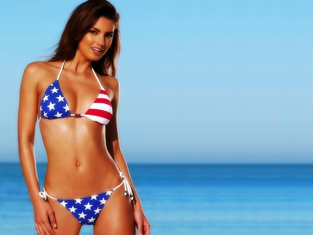 Highest Rated Hot Girls in Bikinis